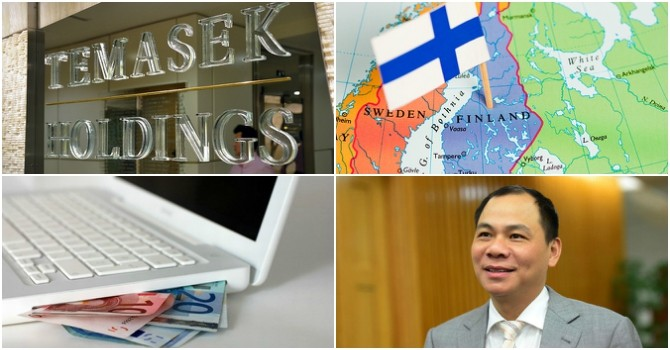 [Round-up] Temasek Eyes Stronger Foothold in Vietnam, Vingroup Boss Gains in Forbes Richest List