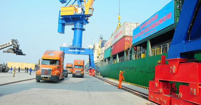 Vietnam Runs $191 Million Trade Gap in February