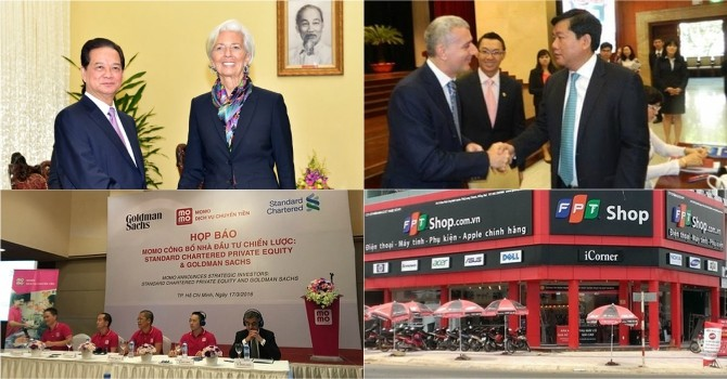 [Round-up] StanChart, Goldman Sachs Put $28 Million in Fintech Startup, IMF Head in Vietnam