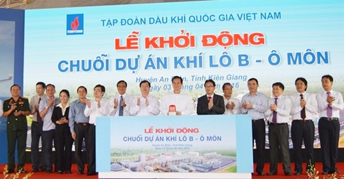 Foreign Firms Partner with PetroVietnam on $8 Billion Projects