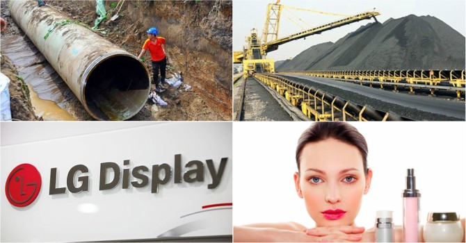 [Round-up] Moody's Downgrades Vinacomin to B3, China Water Pipeline Deal Put on Hold