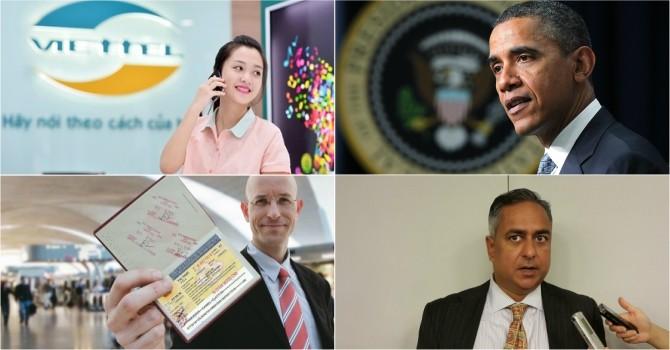 [Round-up] Obama to Visit Vietnam Next Month, Viettel to Launch Venture Capital Arm