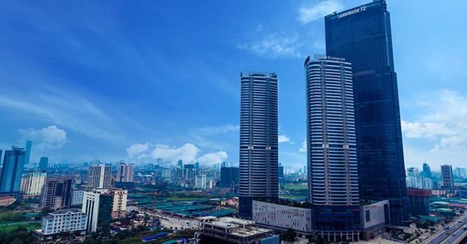 Tòa nhà Keangnam Hanoi sắp về tay công ty chứng khoán Hàn Quốc?