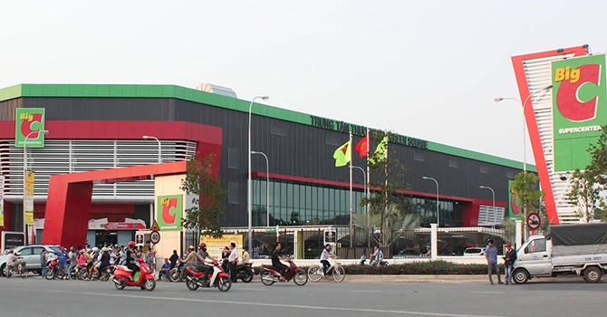 Lotte Shopping to Quit Race for Casino's Vietnam Retail Chain