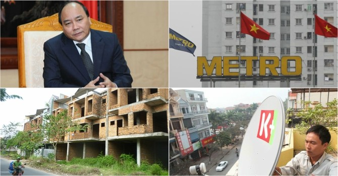 [Round-up] VTV Eyes Exit from K+, Vietnam PM to Meet with Businesses This Month