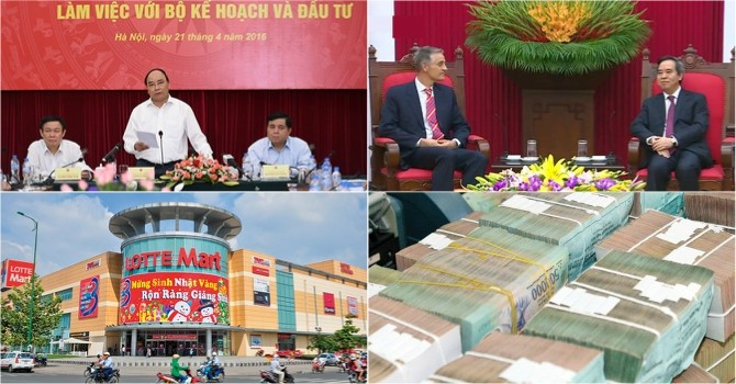 [Round-up] Vietnam Public Debt Service Inflates, Lotte to Start $2.2 Billion Soon