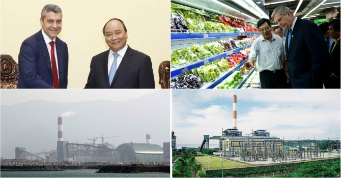 [Round-up] Vietnam PM Backs Goldman Sachs, U.S. to Import More Vietnamese Fruits