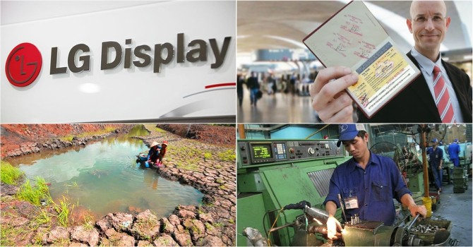 [Round-up] LG Display Wins License for $1.5 Billion Project, U.S. Firms Keen on Vietnam's Aviation Industry