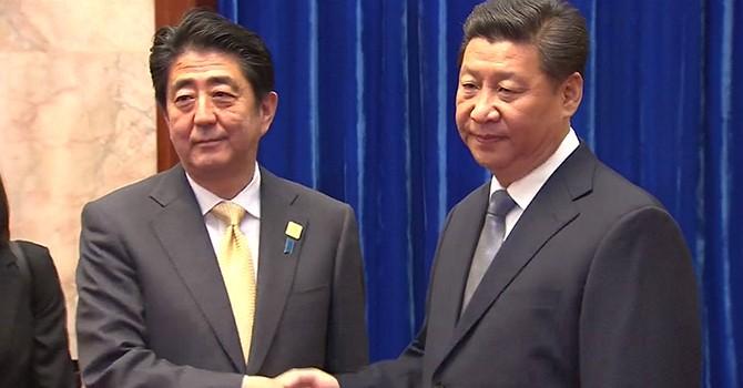 Căng thẳng Nhật-Trung sẽ hạ nhiệt vào tháng 9 tới?