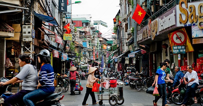 Vietnam Leads Regional Fast-growing Economies: IMF