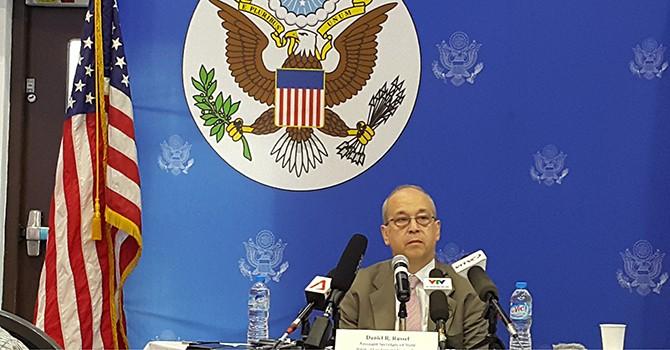 Mỹ chưa quyết định dỡ bỏ lệnh cấm vận vũ khí hoàn toàn đối với Việt Nam