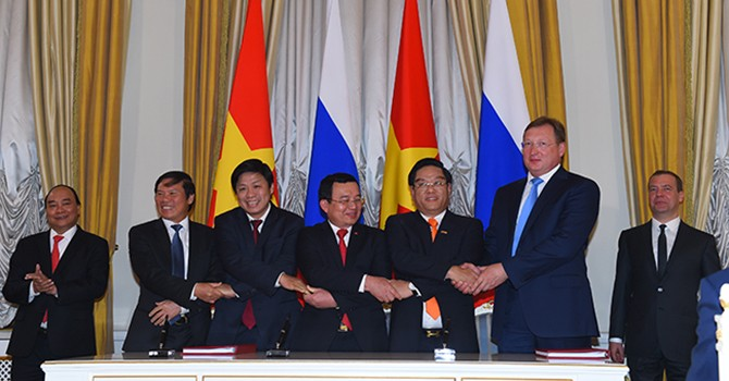 Vietnam Premier Hopes for Enhanced Energy Ties with Russia
