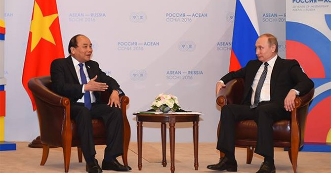 Vietnam Premier Wraps up Russia Tour; Economic Deals Inked