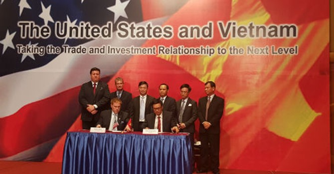 Vietnam Expects to See Robust U.S. Investment Wave after Obama's Visit