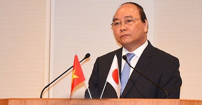 [Round-up] Vietnam PM Calls for Japanese Investment, Involvement in SOE Equitization
