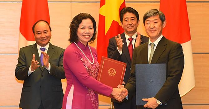 Japan to Lend $1.5 Billion in ODA to Vietnam
