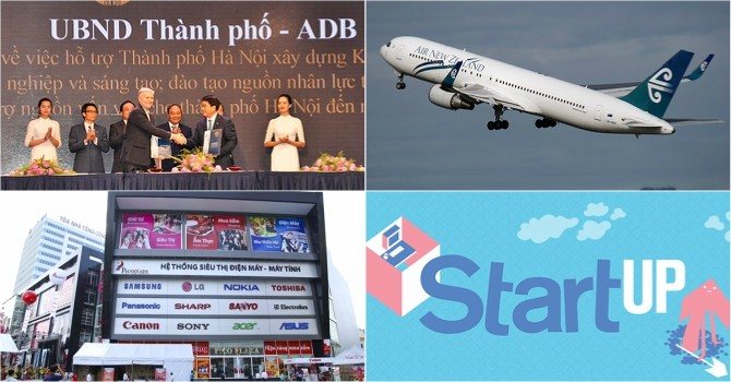[Round-up] Foreigners Boost M&As in Vietnam Electronics Market, PM Calls for Facilitation of Startups