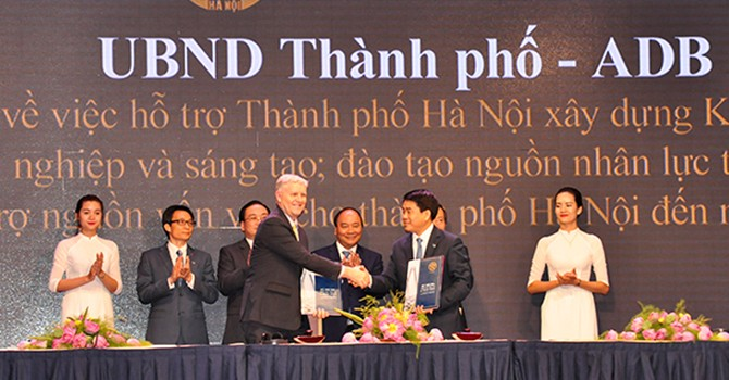 Hanoi Licenses 7 Foreign-invested Projects worth $700 Million