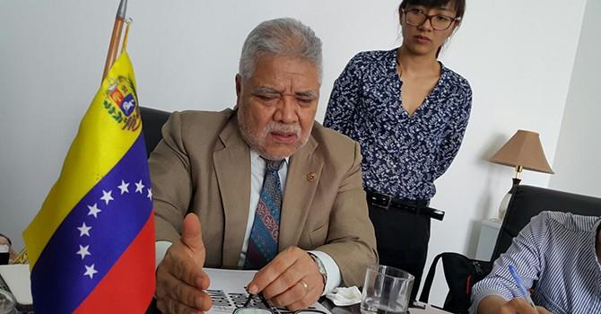 Đại sứ Jorge Rondón: Venezuela không lâm vào khủng hoảng kinh tế