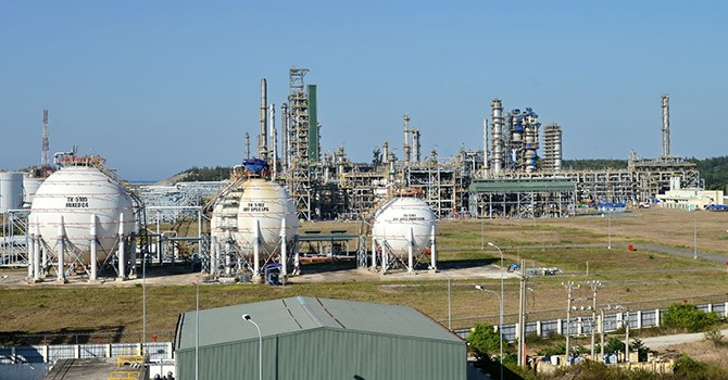 [Round-up] UK Firm to Charge Vietnam $25 Million for FEED of Dung Quat Refinery's Expansion