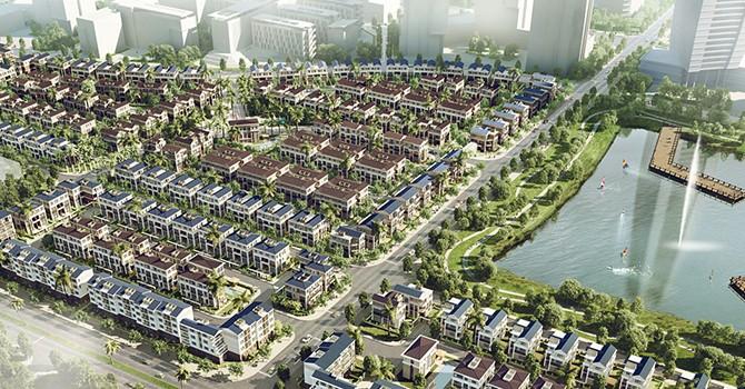 Daewoo E&C to Start Building $2.2 Billion Korean-style Villa Project in Hanoi Soon