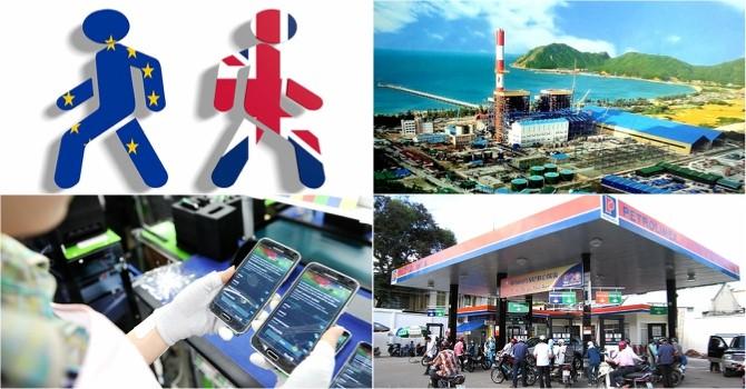 [Round-up] Vietnam Int'l Bonds Attractive, Brexit Hits Vietnamese Shares