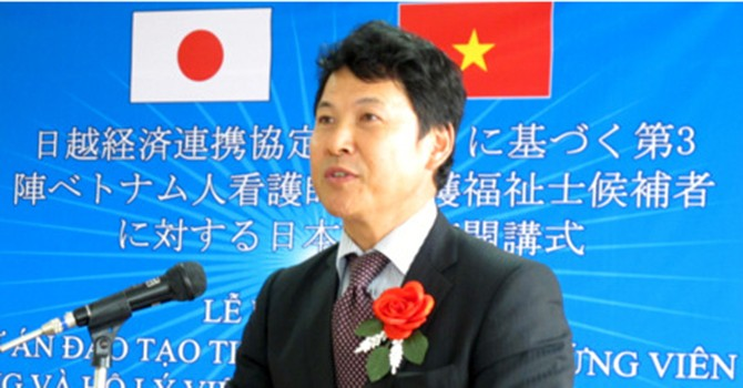 """Công sứ Đại sứ quán Nhật Bản: """"Chúng tôi sẽ duy trì ODA ưu đãi cho Việt Nam"""""""