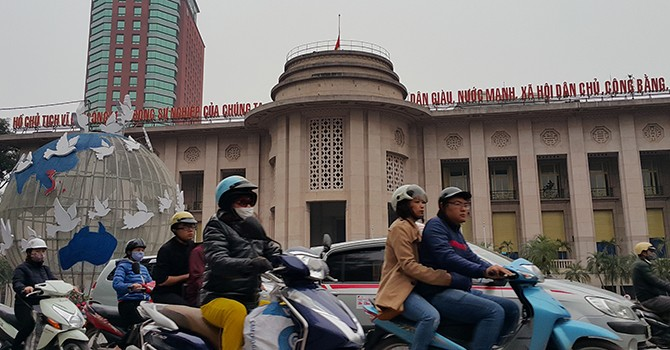Vietnam Credit Growth Quickens to 6.82% in H1: Central Bank