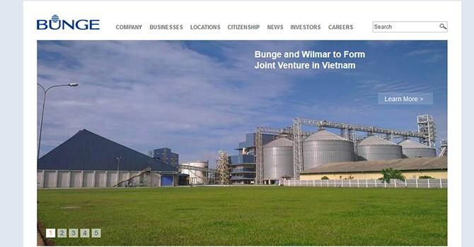 Bunge Sells Stake in Vietnam Oilseed Crushing Operations to Wilmar
