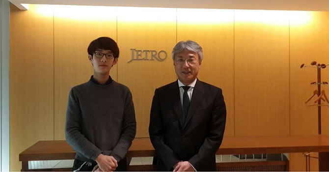 Jetro Courts Vietnam Investment in Japan