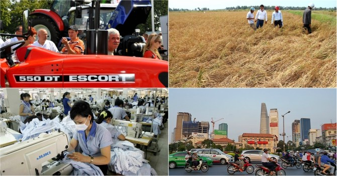 [Round-up] India Engineering Firm Wants to Enter Vietnam, Vietnam's Textile Exports Slow in H1