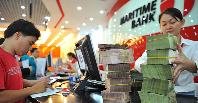 Moody's Assigns first-time B3 Ratings to Vietnam Maritime Bank