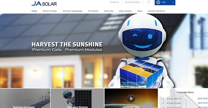 JA Solar to Invest $1 Billion in Cell Plant in Northern Vietnam