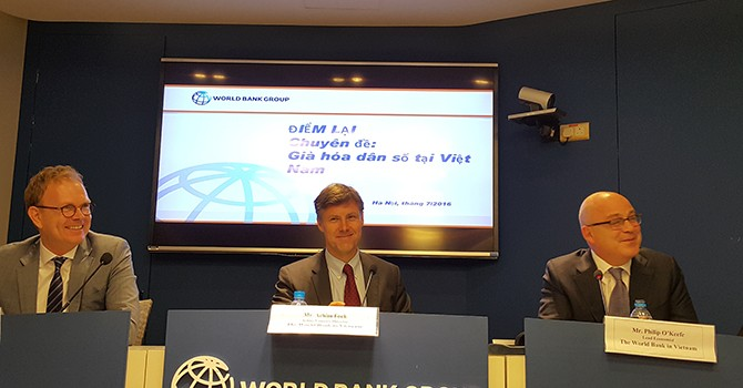 World Bank Lowers Vietnam's 2016 GDP Growth Forecast to 6%