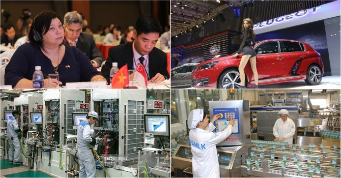 [Round-up] Singapore Invests $37.9 Billion in Vietnam, Biggest Motor Show to Take Place in October