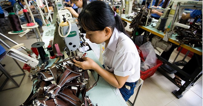 Taiwan Leather, Footwear Firms Rush to Vietnam