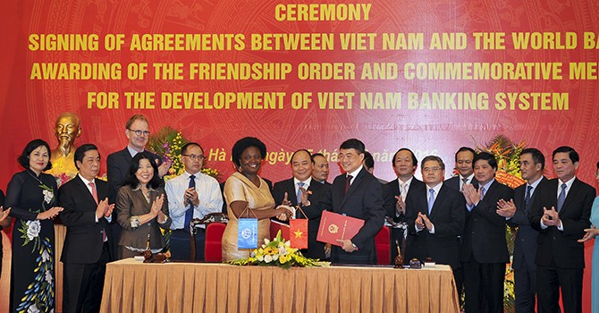 Vietnam Gets $371 Million Financing from World Bank to Buttress Competitiveness, Green Growth