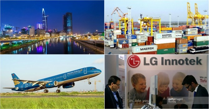 [Round-up] Vietnam Sees Trade Surplus of $1.8 Billion, Binh Duong Attracts $25 Billion in FDI