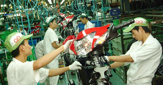 Vietnam July Manufacturing Extends Growth Streak, Albeit Weakest in 5 Months