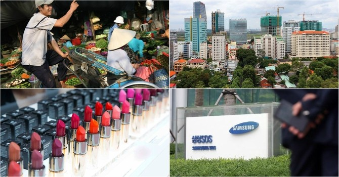 [Round-up] Foreign Firms Dominate Vietnam's Cosmetics, Kimin Eyes $224 Million Solar Power Plant
