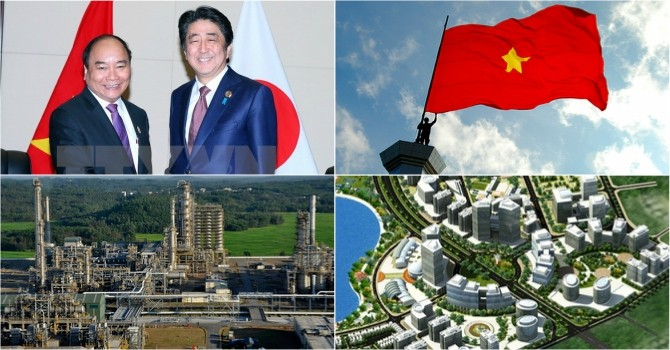[Round-up] Japan PM Affirms More Support, Vietnam Emerges as FDI Magnet