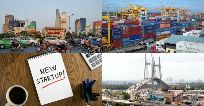 [Round-up] New Businesses Spring up on New Laws, HCM City Moves on with Smart City Plan