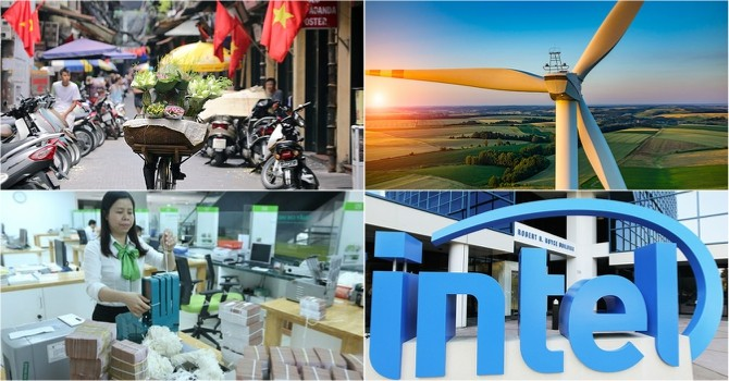 [Round-up] Vietnam Shares Hit 8-year High, Economic Growth Slows