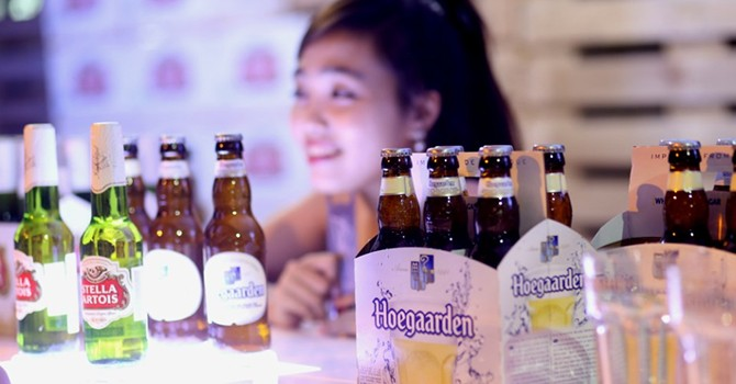[Photos] Had Fun at Belgian Beer Festival in Hanoi?
