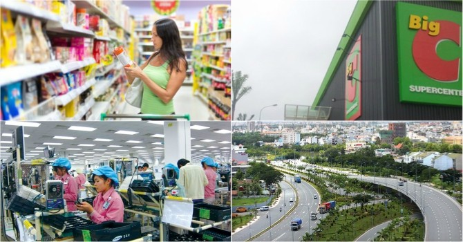 [Round-up] Firms Upbeat about Q4 Performance, Central Group Encouraged to Invest More in Vietnam