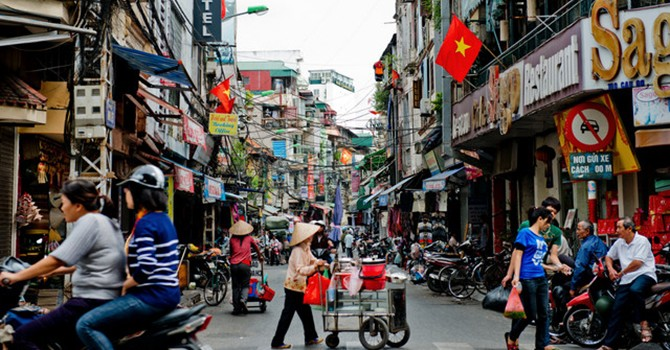 Vietnam Gov't Slashes 2016 GDP Growth Target to 6.3%-6.5%