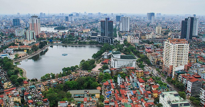 CBRE Bullish on Hanoi's Condo Market in Q4