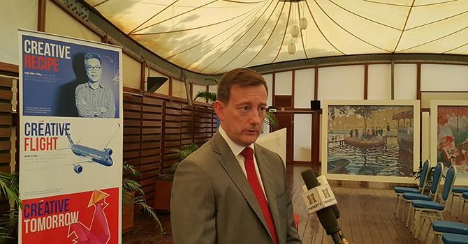 4 ưu tiên của Tân Đại sứ Pháp tại Việt Nam