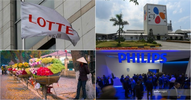 [Round-up] Lotte Ramps up Vietnam Operations, Philips to Build Smart Lighting System in Binh Duong