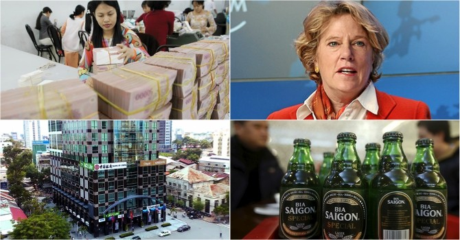 [Round-up] Vietnam's Public Debt Growth Far Outstrips GDP Expansion, Sabeco Will Go to Best Partner